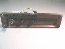 USED FREIGHTLINER CLASSIC IGNITION PANEL 22-25265-009 FREE SHIPPING