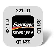 1x Energizer Batería del reloj reloj 321- SR616SW - Mini Ampolla