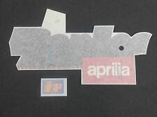 INCOMPLETE NEW GENUINE APRILIA RS 125 BLACK 97 R/H SIDE FAIRING DECAL AP8147394
