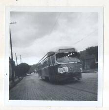 Bethel Park Photo Streetcar 1966-7 Pennsylvania