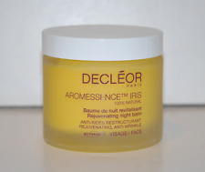 Decleor Aroma Night Iris Rejuvenating Night Balm 100ml/3.33fl.oz. Salon Size