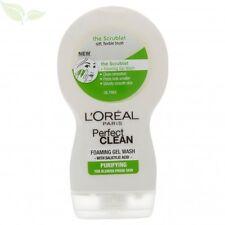3x L'Oréal parfait MOUSSE DE NETTOYAGE Gel de lavage Purifiant 150Ml