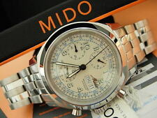 Mido MULTIFORT 8810 - Automatic Chronograph Valjoux 7750 - TOP CONDITION