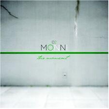 Monni - [This Moment] 2nd Album CD Korean Modern Rock KBS TV Show TOP Band Music