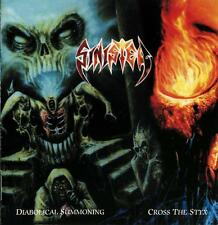 Sinister ‎– Diabolical Summoning / Cross The Styx - 1997 -  Digipack - CD Album