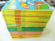 34  x Donald Duck Taschenbuch - 1. Auflage - Bereich Nr. 200-300 - Z. 2