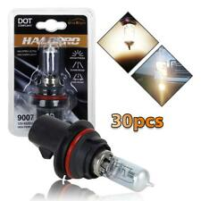 30pcs HALOPRO High Performance Dual Beam Headlights 9007 HB5 65W Halogen Bulbs