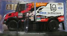 Dakar rally truck iveco truck powerstar 2016   1/43 Brand new in box
