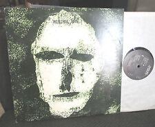 Minimal Man The Shroud Of 1981 Subterranean Lp punk art wave rare oop vinyl ORIG