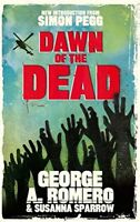 Dawn of the Dead, Sparrow, Susanna, Romero, George, New condition, Book