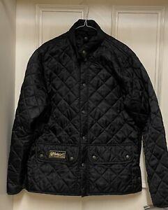 Belstaff Quilted Coat Jacket - Size Large