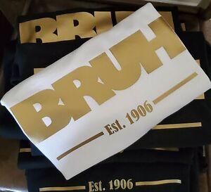 Alpha Phi Alpha Fraternity BRUH Est. 1906 T-shirt Tee