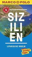MARCO POLO Reiseführer Sizilien, Liparische Inseln (Kein Porto)