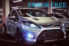 FORD FIESTA MK7 LED Side Light Bulbs XENON WHITE CANBUS ERROR FREE ST