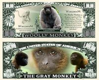 Iowa American Goldfinch 1846 Dollar Bill Fun Money Novelty Note FREE SLEEVE