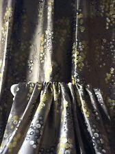 Beautiful Harlequin Lola Silk  Curtains Thermal Blackout lined 2 Pair available