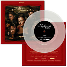 "NIGHTWISH ""Nemo"" 7"" - CLEAR VINYL - 399 Ex. + Sonic Seducer 04/2018"
