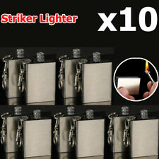 10x Fire Starter Survival Emergency Gear Camping Flint Metal Match Lighter Hike
