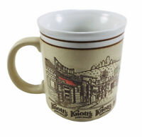 Otagiri Coffee Mug Cup Vintage Knotts Berry Farm