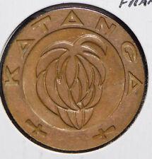 Katanga 1961 5 Francs  150225 combine shipping