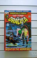 Tomb of Dracula Omnibus Vol 1 Adams Cover Sealed HC OOP *GLOBAL*