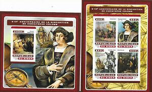 10/7. SCHIFFSFAHRT - Christoph Kolumbus - 1451-1506...