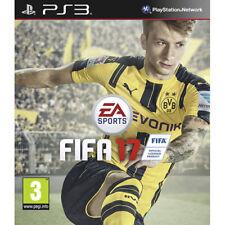 Fifa 17 EA Sports Ps3 manuale nel Gioco e online Ottimo Usato PAL