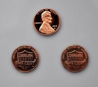 2017 Lincoln Shield Update Set S Proof And P,D All 3 Comes With P Mint Mark Rare