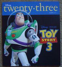 Twenty-Three Magazine Summer 2010 - Buzz Lightyear