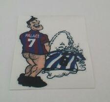 Funny Crystal Palace FC Stickers - CPFC Football Stickers (12)