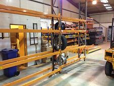 ** Special Deal ** The BEST way to store 100's Tyres, Used Tyre Racking
