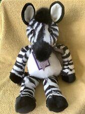Charlie Bears Bearhouse Blaise Zebra Ex Shop Stock