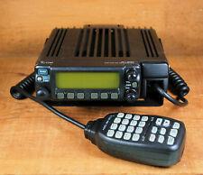ICOM VHF/UHF IC-207 FM Transceiver HM-133V Mobile Mount