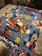 More details for rare vintage chitty chitty bang bang bed throw bedspread kenneth townsend