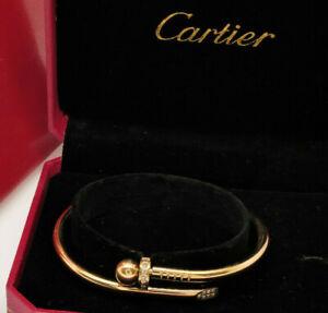 14k Yellow Gold Finish Round Brilliant Diamond Bangle Bracelet Womens 1ct