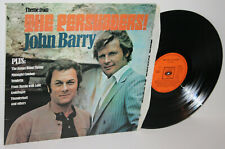 JOHN BARRY Theme From The Persuaders LP SOUNDTRACK UK 1972 1ST STEREO CBS EX/EX