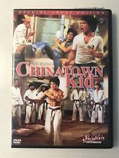 The Venoms Chinatown Kid Uncut Edition Shaolin Collection Dvd Vg Disc
