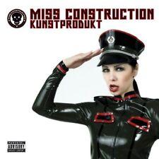 MISS CONSTRUCTION Kunstprodukt CD 2008