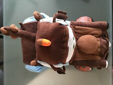 Cars Tow Mater Pillow w/a Pouch for Pajamas