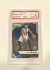 2016-17 Panini Prizm Ben Simmons #1 RC Rookie PSA 8.5 NM-MT+ Looks Better...📈📈