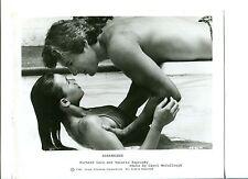 Richard Gere Valerie Kaprisky Breathless Original Movie Press Still Photo
