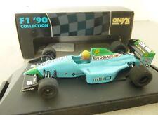 Onyx Model Racing Cars Leyton House CG901 Gugelmin Formula 1 90's Collection