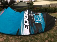 Ozone Edge V9 15m kite - used 3-4 times.