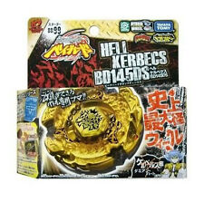 TAKARA TOMY Beyblade Metal Fight Fusion Hell Kerbecs BD145DS BB99 + Launcher