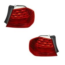 BMW E90 335i Sedan Left and Right Taillights for Fender Kit Automotive Lighting
