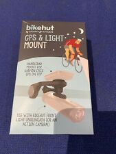 Garmin Bikehut GPS and Light Mount for Bikes