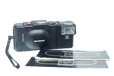 Olympus XA 35mm Sucherkamera Rangefinder Zuiko F2.8 mit A11 Blitz