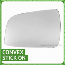 Left hand passenger side for Vauxhall Zafira B 2010-2012 wing mirror glass
