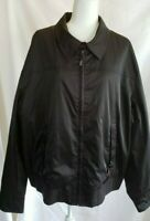 Calvin Klein Men's Sz XXL Jacket Water Resistant Shell Wind Protection