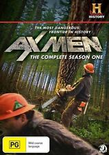 Ax Men : Season 1 (DVD, 2012, 3-Disc Set) Region 4